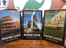 PASSPORT SCOTCH SIGNS