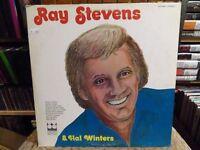 Ray STEVENS & Hal WINTERS LP Record Album Vinyl