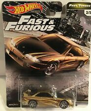 Hot Wheels 2020 Fast And Furious Real Riders Fast Tuners Nissan 240SX (514) VHTF