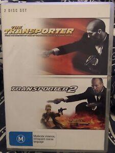 Transporter / Transporter 2 (DVD, 2006)