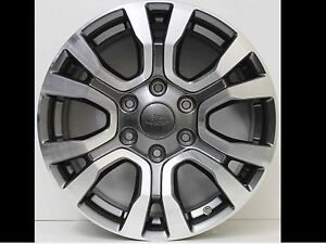 "1 X Genuine ford ranger wild track wheel 18"" (new)"