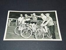 LOS ANGELES 1932 OLYMPIC GAMES OLYMPIA CYCLISME VAN EGMONT CHAILLOT PELLIZZARI