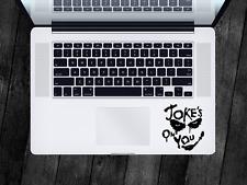 Joker Sticker Batman Dark Knight Decal Apple MacBook Mac iPad Laptop Car Window
