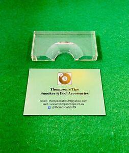 Acrylic Snooker Cue Ball Marker