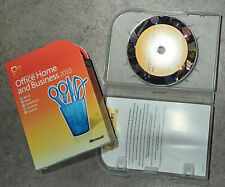 Microsoft Office Home and Business 2010 with product key