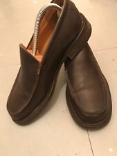 GANT Preemium Slip on  Loafer Shoes In Brown Leather Size UK 7/EU 40