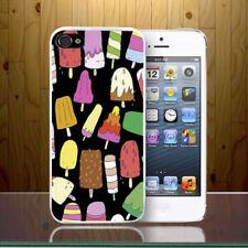 Fundas y carcasas brillantes de plástico de color principal multicolor para teléfonos móviles y PDAs
