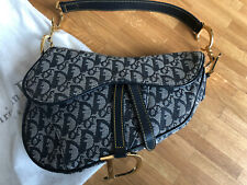 Original Christian Dior Saddle Bag Vintage John Galliano Handtasche