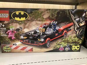 Brand New lego 76188 Batman™ Classic TV Series Batmobile™