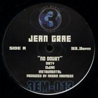 Jean Grae No Doubt Vinyl record hip hop