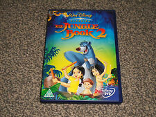 THE JUNGLE BOOK 2 : DISNEY PICTURES DVD - IN VGC (FREE UK P&P)