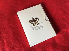 Guide Relais & Châteaux 2006, 453 restaurants et hôtels dans le monde