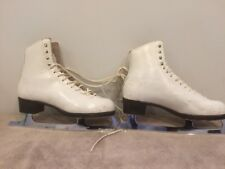 Nice Riedell Royal Size 7 A Ice Skates Women's Adult Ladies Girls Teens