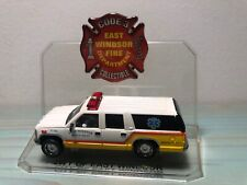 CODE 3 East Windsor fire department Rescue Squad