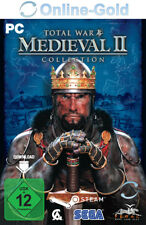 Medieval II: Total War Collection - PC Code - Steam Download Key EU - Eng Nur!