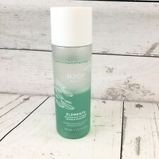 H2O Plus Elements Shaken Not Stirred Makeup Remover 4oz / 120ml Opened B