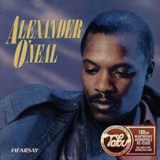 ALEXANDER O 'NEAL-Hearsay (180 G VINYL LP) NEUF/SCELLÉ