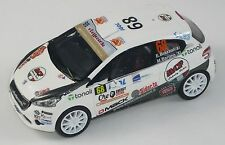 PEUGEOT 208 R2 BRAZZOLI RALLY CORSICA 2016 1/43 SCALE DECALS ONLY NO MODEL CAR