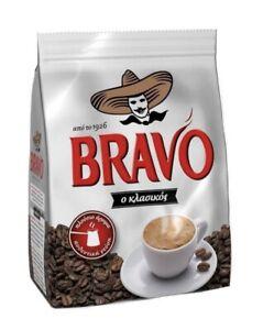 Greek Bravo Coffee Ground Classic Greek Coffee 200g