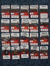 Zombicide - Custom Pimp Card Set 1 - 20 x Cards Modern