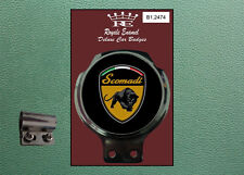 Royale Classic Car Badge & Bar Clip SCOMADI SCOOTERS Mod B1.2474