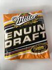 Miller Lite & Miller Genuine Draft New In Bag Blow Up Pumpkin Never Inflated