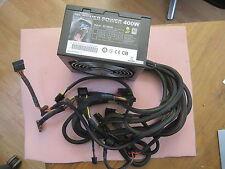 Netzteil Silver Power SP-SS 400  400W 80Plus |120mm Lüfter| power supply|#n005