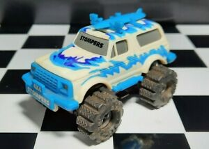 Used Ford Bronco Stomper 4x4 Monster Truck Toy *see desc.