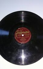 "Old Fashioned Revival Hour Quartet~How Can I Help But Love Him 10"" 78RPM"