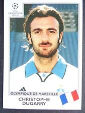 Panini Champions League 1999-2000 - Christophe Dugarry (Marseille) #151