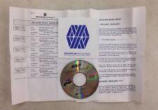 Woodstock BBC Classic Tracks Westwood One Radio Show # 94-34 with Cue Sheet