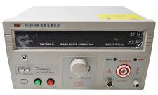 110V Electric Pressure Tester,5Kv Testing Pressure,2670Am,Grey Color,New #142010