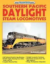 Southern Pacific Daylight Steam Locomotive (Traintech) (Paperback or Softback)