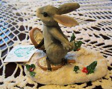 Charming Tails Binkey Snow Shoeing Figurine #87/580 Dean Griff Silvestri Nib New