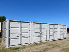 40' HQ High-Cube Four Side Door Shipping Storage Container Conex bidadoo -New