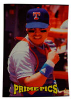 1993 The Sports Card Review & Value Line Prime Pics Multi-Sport 3 Ivan Rodriguez