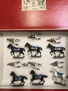 CBG Mignot: Boxed Set - French Carabiniers, c1815. Post War c1970