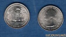 Etats Unis - Quarter Dollar - 2016 Harpers Ferry West Virginia P Parc Nationaux