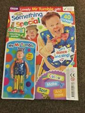 CBeebies Mr Tumble Something Special Magazine # 67 MR TUMBLE Toy