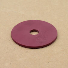 Dia. 60mm Bore 10mm Ruby Polishing Wheel Graver Sharpening Tool