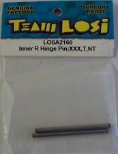 Team Losi LOSA2166 Inner Rear Hinge Pin: XXX, XXX-T, XXX-NT