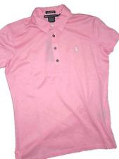 Polo Ralph Lauren womens Pink short sleeve pony Golf  Shirt size Small / S