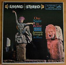 Armando TROVAJOLI - One night in Rome - RCA VICTOR LIVING STEREO 1959 Audiophile