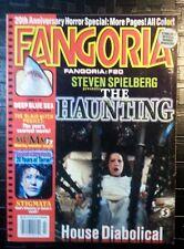 FANGORIA#184 The Haunting, The Mummy, Stigmata, Horror Movies