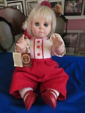Hrh Prince Harry Baby Doll In Sunsuit House Of Nisbet Vinyl Fashion Doll 1985