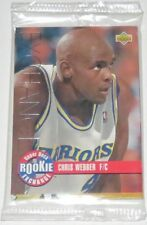 1993/94 Upper Deck NBA Rookie Exchange Silver 10-Card Insert Set Webber Penny