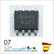 2 Unidades AO4407,  MOSFET CANAL P,  4407, AO4407A