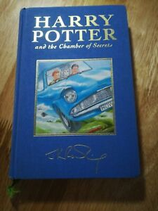 HARRY POTTER AND THE CHAMBER OF SECRETS - Rowling, J.K de luxe. Vgc.