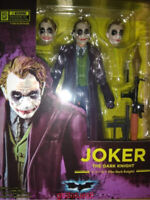 S.H.Figuarts SHF DC Comics Batman The Dark Knight Joker Figure 15cm IN BOX