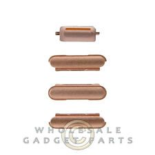 Volume Buttons for Apple iPhone 6S CDMA Rose Gold Buttons Click Select Push part